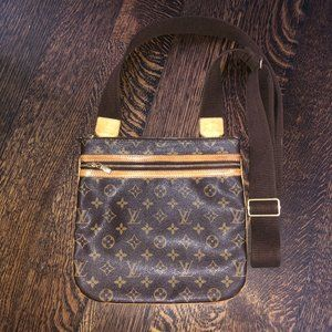 Authentic Vintage Louis Vuitton Monogram Bosphore
